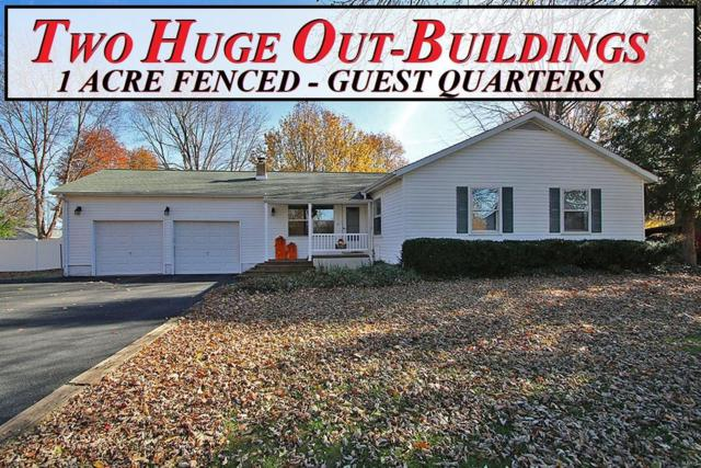 402 S Mulberry Street, Highland, IL 62249 (#18092349) :: Holden Realty Group - RE/MAX Preferred