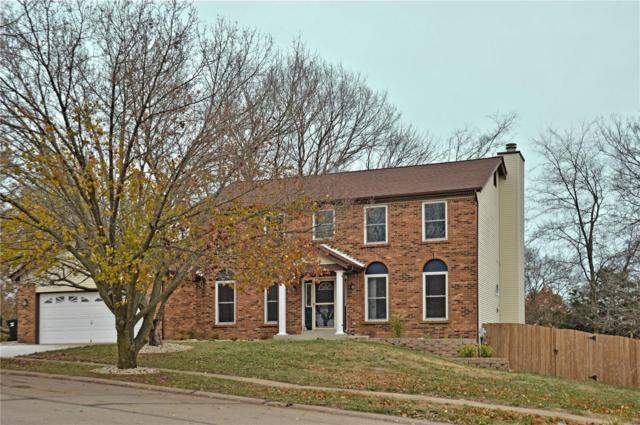 3902 Brookstone South, Mehlville, MO 63129 (#18092428) :: Clarity Street Realty