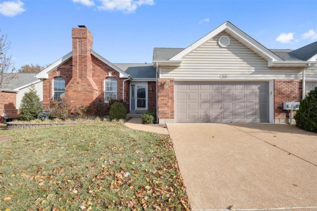 5141 Kennerly Place Drive, Unincorporated, MO 63128 (#18092513) :: The Kathy Helbig Group