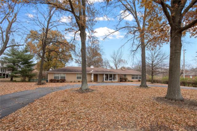 12827 Clayton Road, Town and Country, MO 63131 (#18092576) :: HergGroup St. Louis