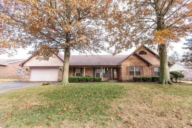 160 Piney Woods Drive, Swansea, IL 62226 (#18092690) :: Holden Realty Group - RE/MAX Preferred