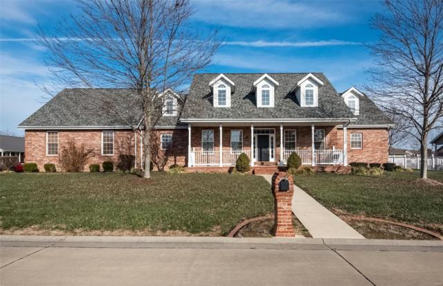 345 Summers Trace, Belleville, IL 62220 (#18092720) :: St. Louis Finest Homes Realty Group