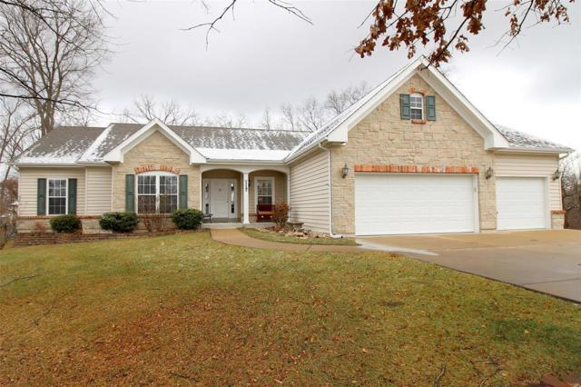 117 Scarborough Lane, Pevely, MO 63070 (#18092773) :: Kelly Hager Group | TdD Premier Real Estate