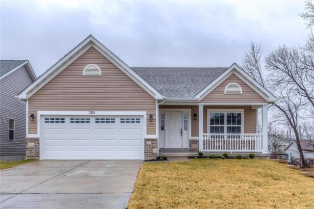 636 Leonard Avenue, Valley Park, MO 63088 (#18092938) :: The Becky O'Neill Power Home Selling Team