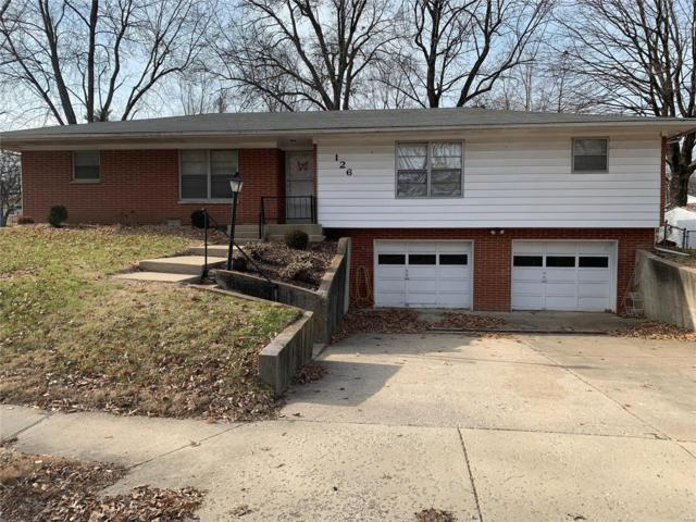 126 Union Hill Drive, Fairview Heights, IL 62208 (#18092986) :: Fusion Realty, LLC