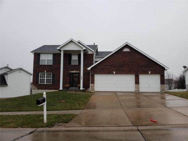 408 Stone Park Drive, Wentzville, MO 63385 (#18093079) :: St. Louis Finest Homes Realty Group