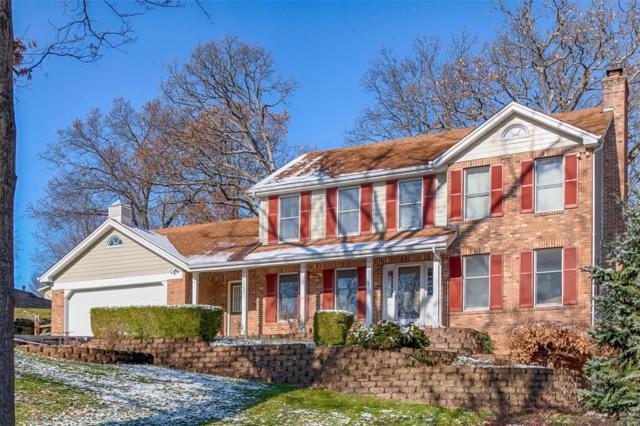 1325 Bridge Creek Trail, Ellisville, MO 63021 (#18093083) :: The Becky O'Neill Power Home Selling Team