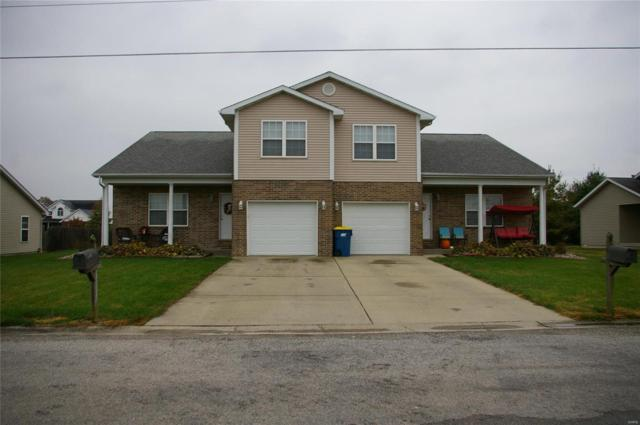 682 W 1st, AVISTON, IL 62216 (#18093103) :: Fusion Realty, LLC