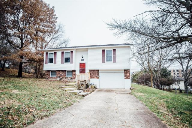 1513 Scenic Drive, Rolla, MO 65401 (#18093219) :: Walker Real Estate Team