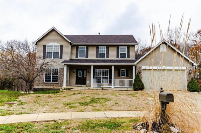 822 Autumn Bluff, Wentzville, MO 63385 (#18093290) :: St. Louis Finest Homes Realty Group
