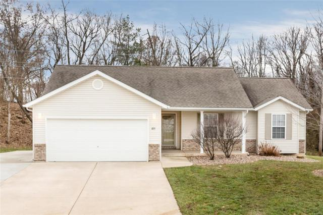 571 Creekwood Boulevard, Troy, MO 63379 (#18093304) :: Holden Realty Group - RE/MAX Preferred