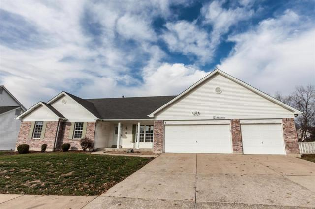 219 Waterford Crossing Drive, Dardenne Prairie, MO 63368 (#18093307) :: The Kathy Helbig Group