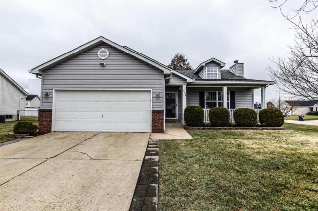 1 Mount Rushmore Court, Dardenne Prairie, MO 63368 (#18093344) :: The Kathy Helbig Group