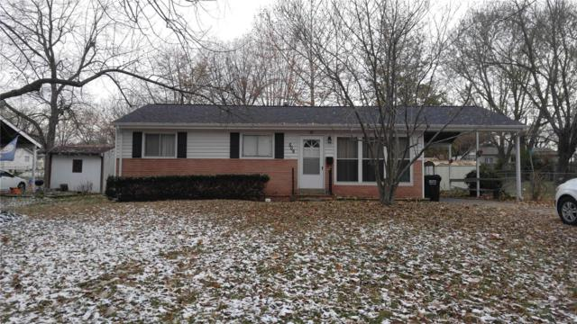 509 Cheryl Ann Drive, Wentzville, MO 63385 (#18093413) :: RE/MAX Professional Realty