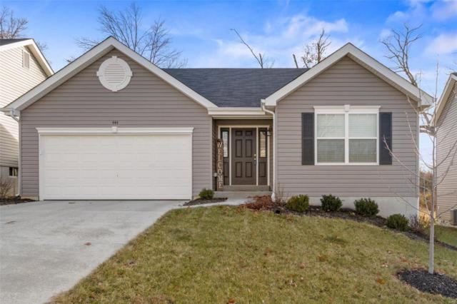444 Peruque Hills, Wentzville, MO 63385 (#18093458) :: St. Louis Finest Homes Realty Group