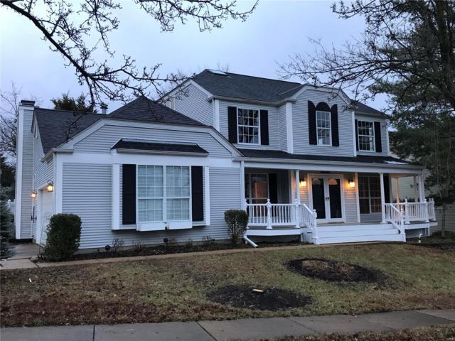 1210 Red Oak Plantation, Ballwin, MO 63021 (#18093625) :: The Becky O'Neill Power Home Selling Team