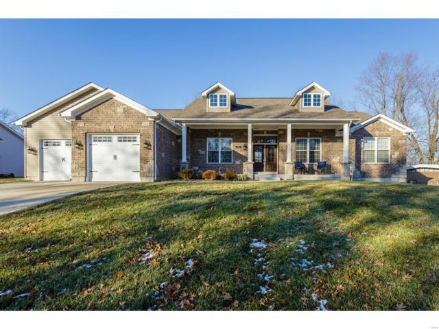 1359 Macklin, Ballwin, MO 63021 (#18093657) :: St. Louis Finest Homes Realty Group