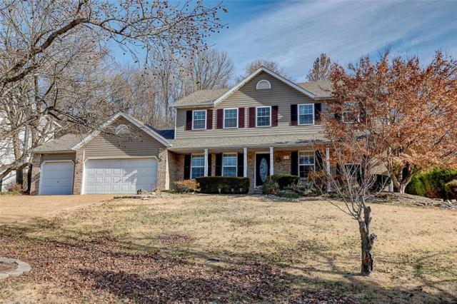 403 Crestwood Estates Drive, Collinsville, IL 62234 (#18093843) :: Holden Realty Group - RE/MAX Preferred