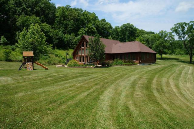 1297 Salt Spring Road, HARDIN, IL 62047 (#18093854) :: Holden Realty Group - RE/MAX Preferred