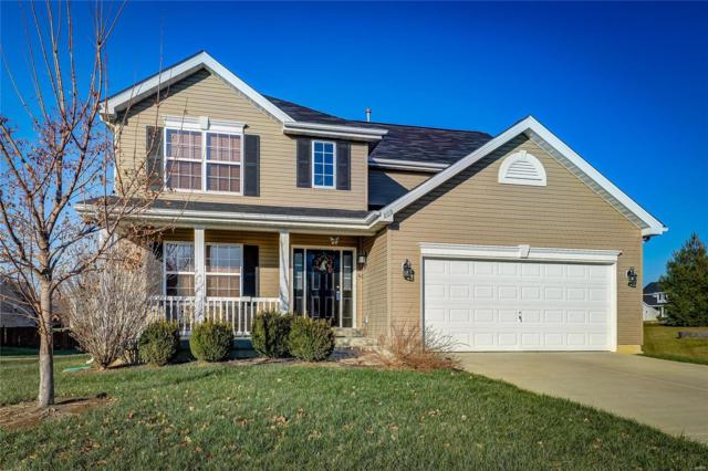 809 Staffordshire Lane, Fairview Heights, IL 62208 (#18093860) :: Walker Real Estate Team