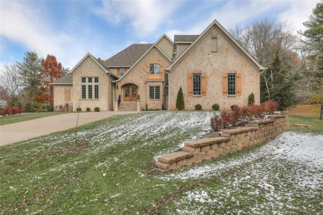 12861 Chamblee Lane, Creve Coeur, MO 63141 (#18093879) :: St. Louis Finest Homes Realty Group