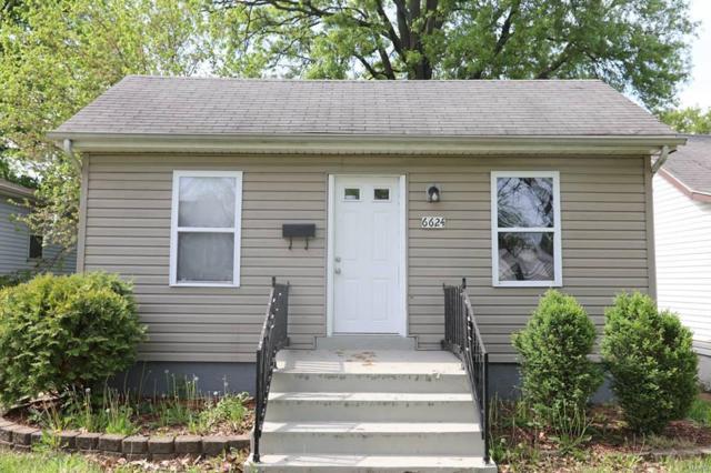 6624 Etzel Ave, University City, MO 63130 (#18093906) :: Kelly Hager Group | TdD Premier Real Estate