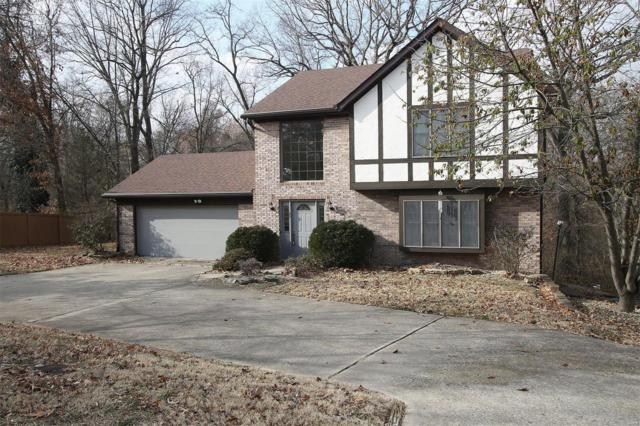 13 Oakside Drive, Collinsville, IL 62234 (#18093933) :: Holden Realty Group - RE/MAX Preferred