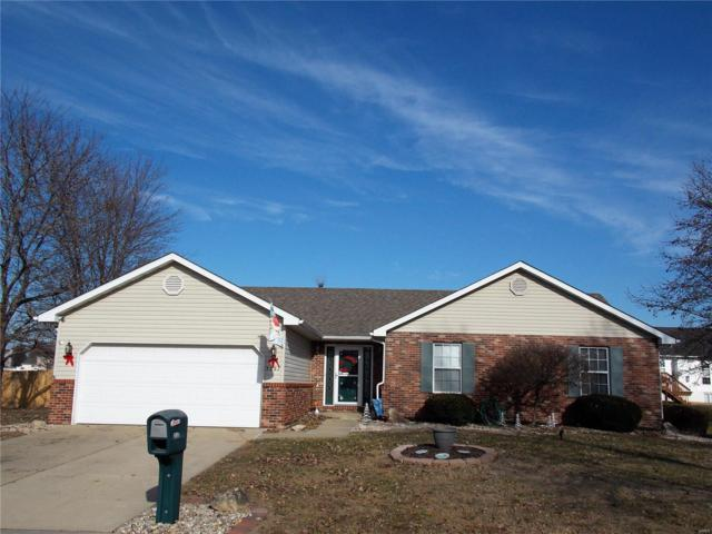 3227 Fielding Lane, Belleville, IL 62221 (#18093941) :: Holden Realty Group - RE/MAX Preferred