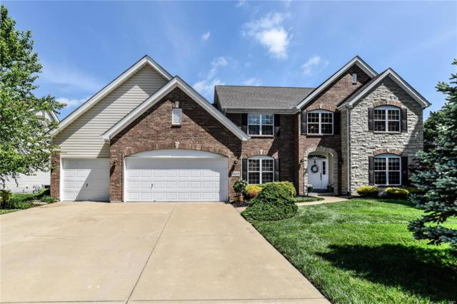 1605 Bentshire Court, Ballwin, MO 63011 (#18094015) :: The Becky O'Neill Power Home Selling Team