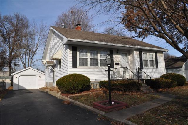 126 Mounds Avenue, Collinsville, IL 62234 (#18094038) :: Holden Realty Group - RE/MAX Preferred