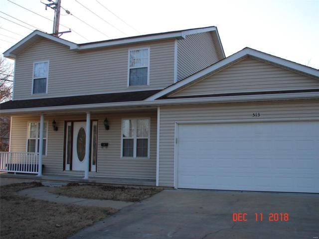 513 Edwards St, Festus, MO 63028 (#18094164) :: Clarity Street Realty