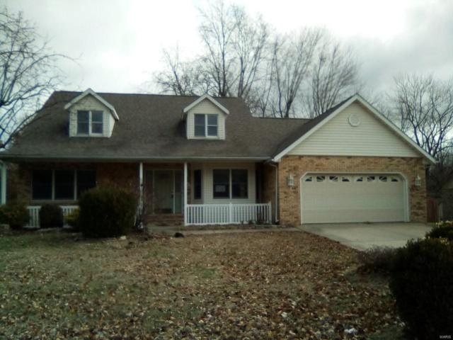 202 Glenmoor Street, Collinsville, IL 62234 (#18094171) :: Holden Realty Group - RE/MAX Preferred