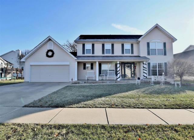 1213 Pinehurst Club, O'Fallon, MO 63366 (#18094213) :: St. Louis Finest Homes Realty Group