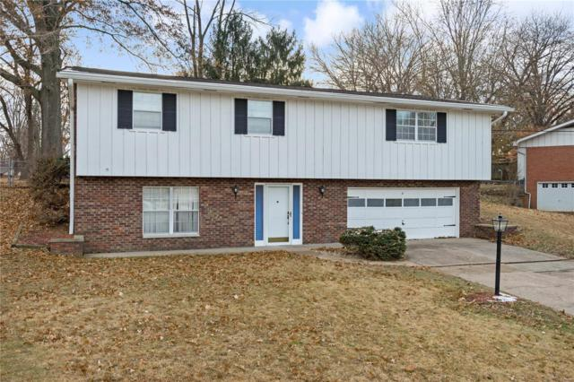 8 Kimberlin Lane, Belleville, IL 62220 (#18094319) :: Holden Realty Group - RE/MAX Preferred