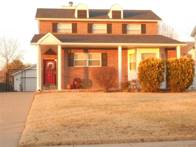 5535 Cabanne Avenue, St Louis, MO 63112 (#18094325) :: RE/MAX Professional Realty