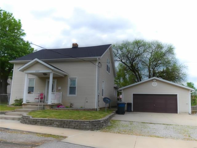205 South Street, Collinsville, IL 62234 (#18094331) :: Holden Realty Group - RE/MAX Preferred