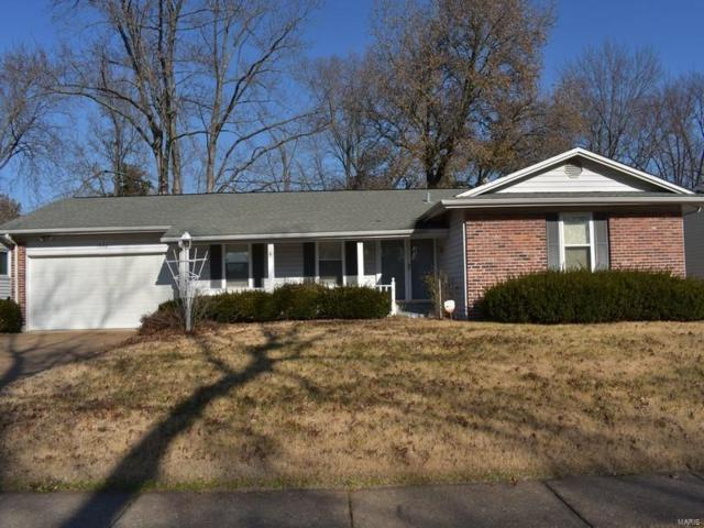 1542 Sherwood Forest, Florissant, MO 63031 (#18094349) :: Clarity Street Realty