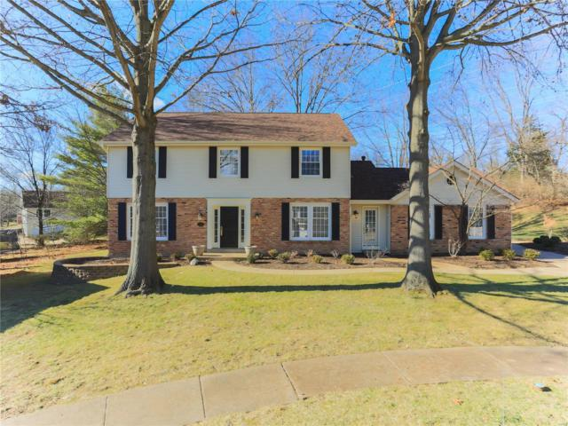 2001 Emerald Crest Court, Chesterfield, MO 63017 (#18094389) :: PalmerHouse Properties LLC