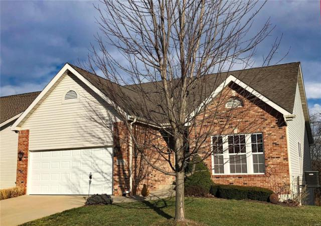 2317 Slammer Drive, Belleville, IL 62220 (#18094457) :: The Kathy Helbig Group