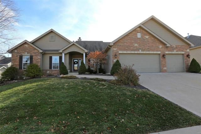 248 Fox Haven Drive, O'Fallon, MO 63368 (#18094470) :: St. Louis Finest Homes Realty Group