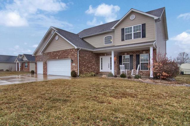 1138 Whimbrel Run, Mascoutah, IL 62258 (#18094474) :: Holden Realty Group - RE/MAX Preferred