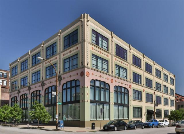2201 Locust Street #205, St Louis, MO 63103 (#18094590) :: Walker Real Estate Team
