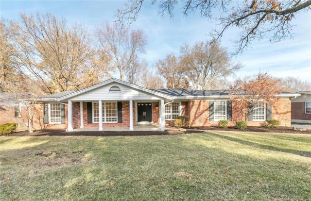 415 Monticello Drive, Ballwin, MO 63011 (#18094715) :: St. Louis Finest Homes Realty Group