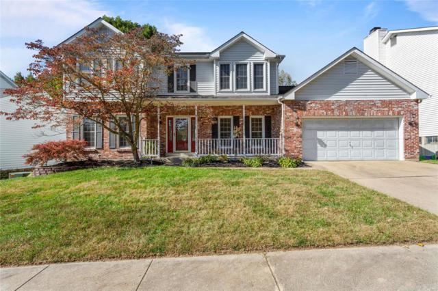 863 Mallard Woods, Manchester, MO 63021 (#18094788) :: The Kathy Helbig Group