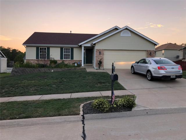 2045 Peine Forest Drive, Wentzville, MO 63385 (#18094822) :: St. Louis Finest Homes Realty Group