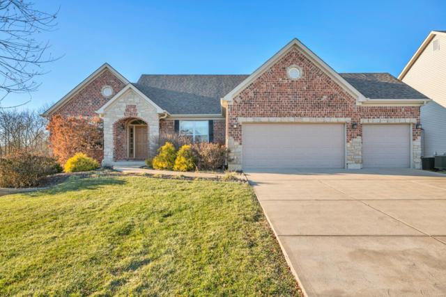 126 Sterling Crossing Drive, Dardenne Prairie, MO 63368 (#18094862) :: St. Louis Finest Homes Realty Group
