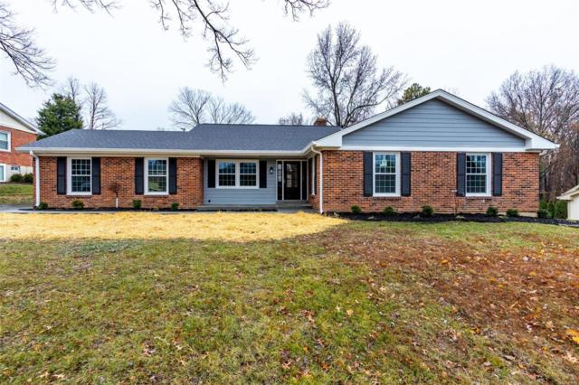 46 Brook Mill Lane, Chesterfield, MO 63017 (#18094893) :: St. Louis Finest Homes Realty Group
