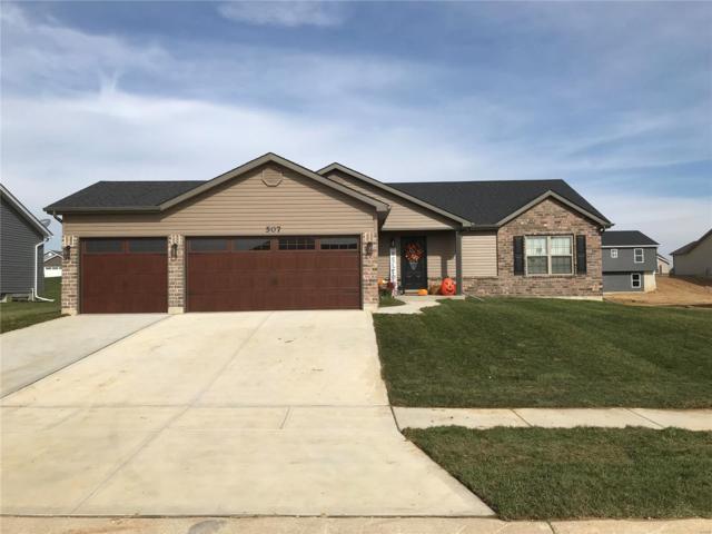 0 Lake Tucci Manor, Wright City, MO 63390 (#18094909) :: RE/MAX Professional Realty