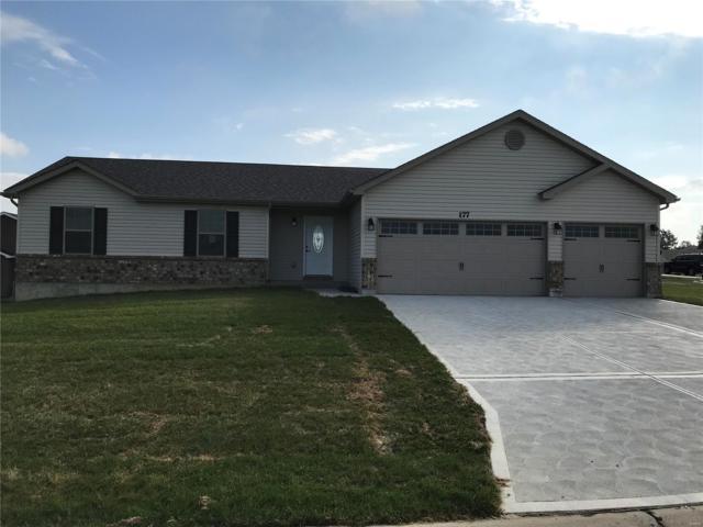 0 Lake Tucci Manor, Wright City, MO 63390 (#18094922) :: Clarity Street Realty