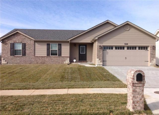 0 Lake Tucci Manor, Wright City, MO 63390 (#18094926) :: RE/MAX Professional Realty